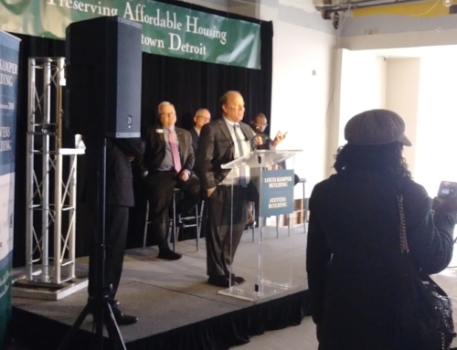 VIDEO: Preserving Affordable Housing in Detroit