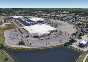 5500 Harvey St., Muskegon, Michigan 49444, ,Retail,For Sale,The Lakes Mall,5500 Harvey St.,1033