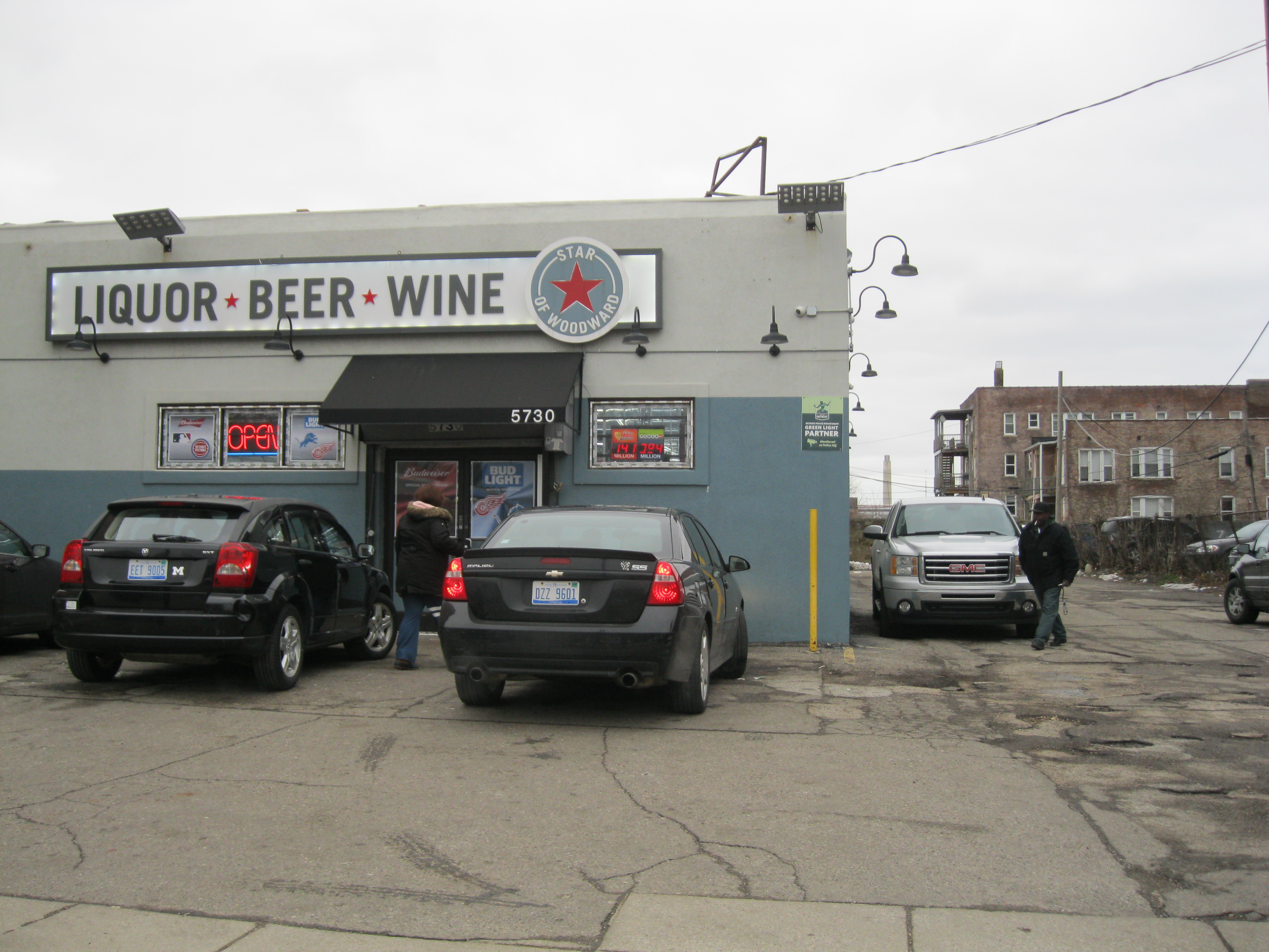 5730 Woodward Ave., Detroit, Michigan 48202, ,Retail,For Sale,5730 Woodward Ave.,1044